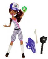Monster High Ghouls Sports Doll Clawdeen Wolf